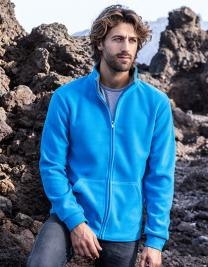Men`s Double Fleece Jacket