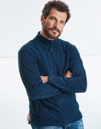 Men`s Full Zip Microfleece